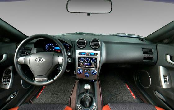 Hyundai Tiburon