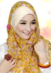 Jilbab-Pashmina