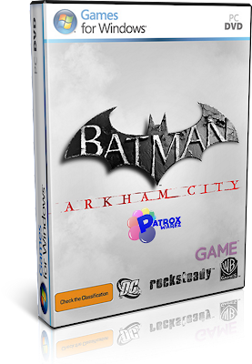 Batman Arkham City [PC][Español][Skidrow ][2011][RG-BS-FS]
