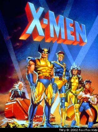 X Men serie animada