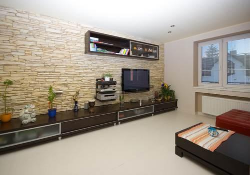 Fotos de muebles para tv plasma for Muebles organizadores para living