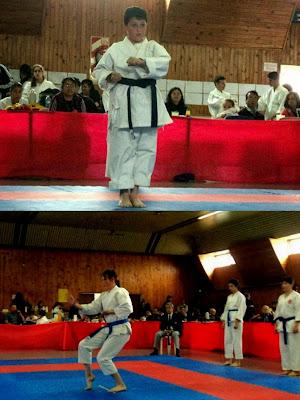 La competencia en Kata