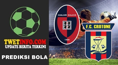 Prediksi Score Cagliari vs Crotone 08-09-2015