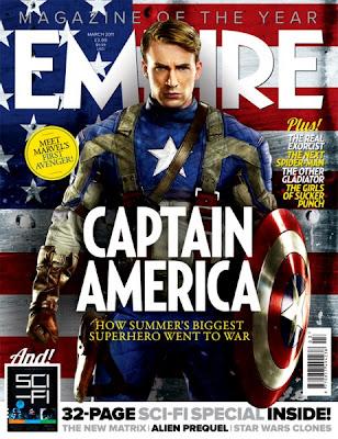 Thuyền Trưởng Nước Mỹ: Kẻ Báo Thù Đầu Tiên - Captain America: The First Avenger