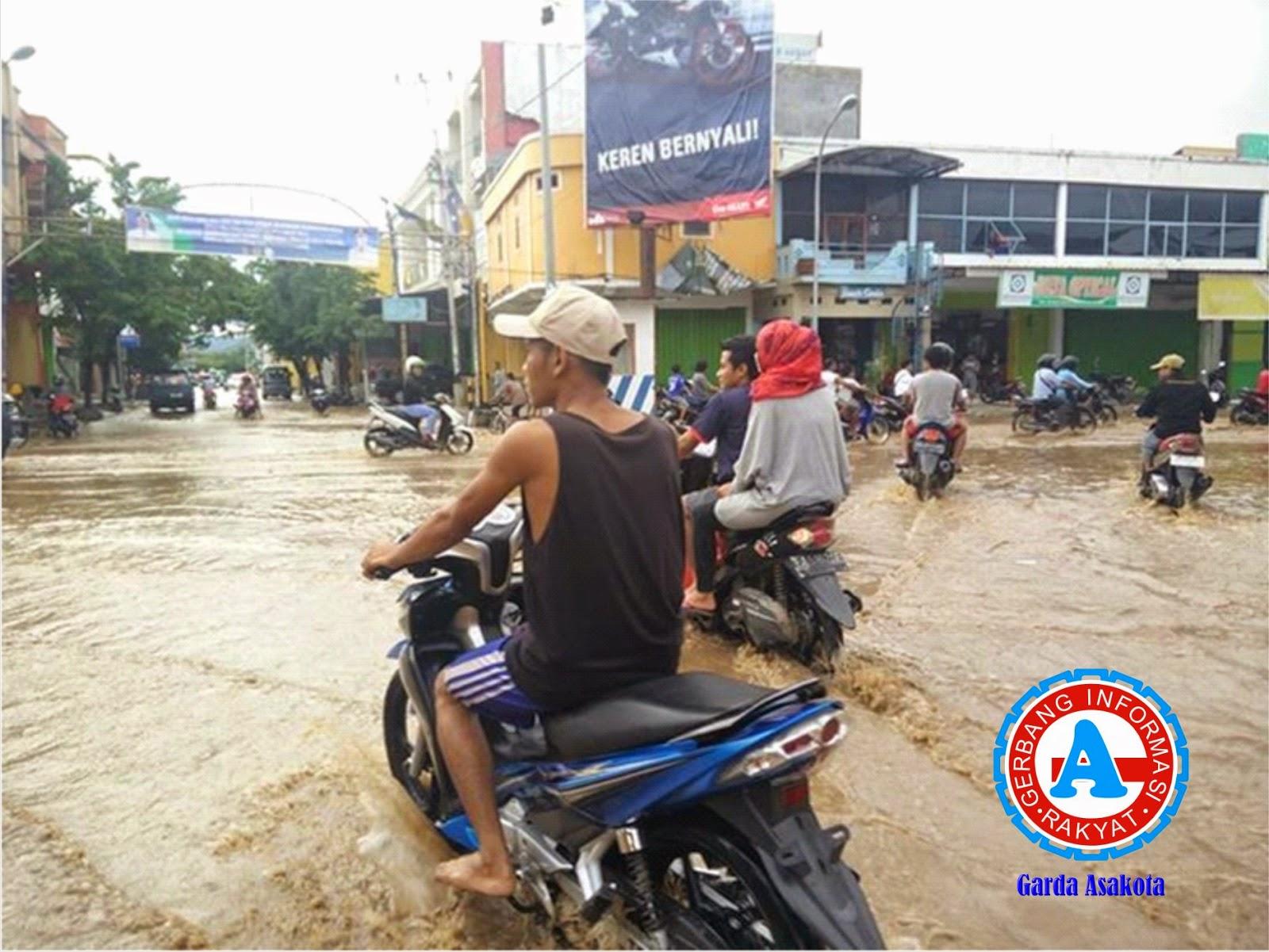 Kota Bima Kebanjiran Lagi