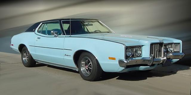 マーキュリー・モンテゴ | Mercury Montego 1968-1976