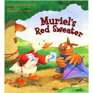Muriel&#39;s Red Sweater