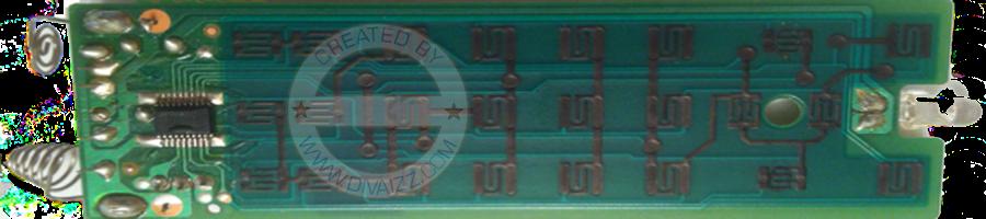 PCB Remote control www.divaizz.com