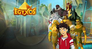 لعبة المعركة الحاسمة Egyxos