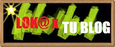 """Octubre - 2012: Premio """"Lok@ por tu blog"""""""
