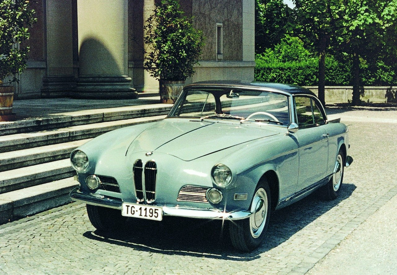bmw fuel efficient car: 1956 BMW 503 Coupe Used Cars