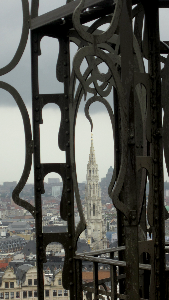 Bruxelles - musée des instruments de musique - http://spicerabbits.blogspot.fr/