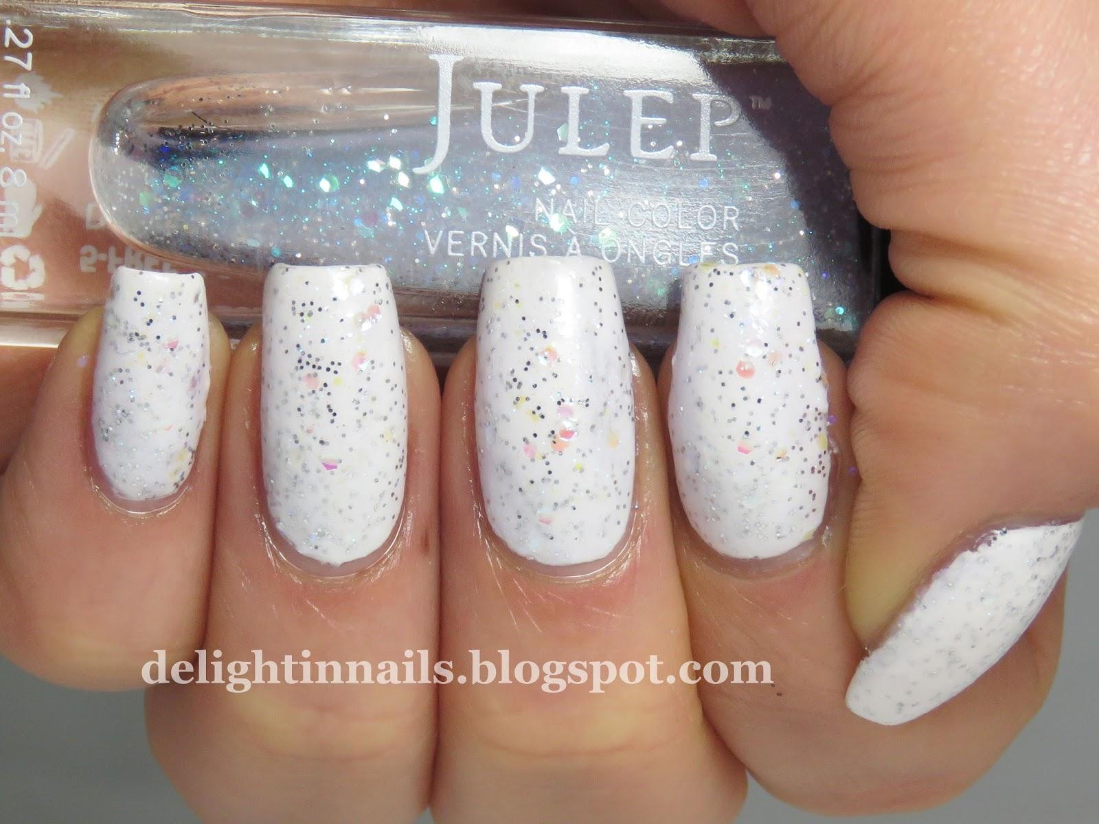 Delight In Nails: November 2015 Julep It Girl Box