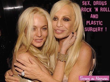 Lindsay Lohan premier sexe