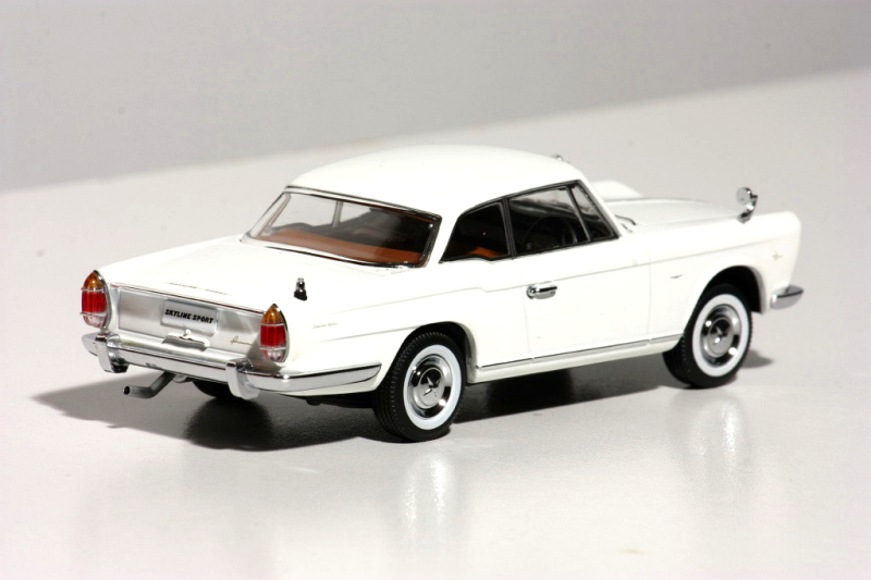 Prince Auto Sales >> MiniAutoHobby: Nissan Prince Skyline Coupe