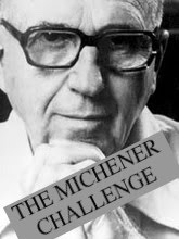 JOIN THE MICHENER CHALLENGE
