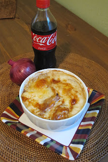 Recipe: Coke French onion soup