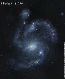 Galaksi Tertua Berusia 10 Miliar Tahun
