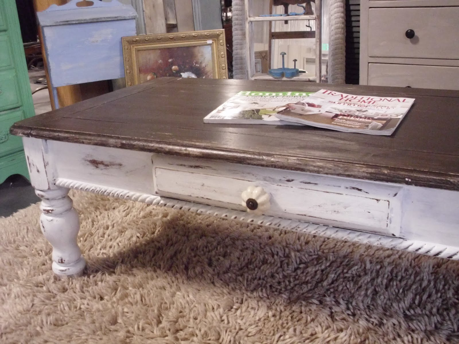Distressed Coffee Table Magnificent Weathered Wood Coffee Table