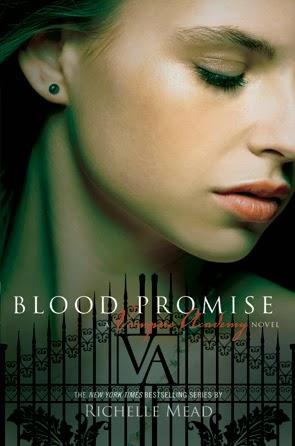 Blood Promise Novel Cover   Richelle Mead