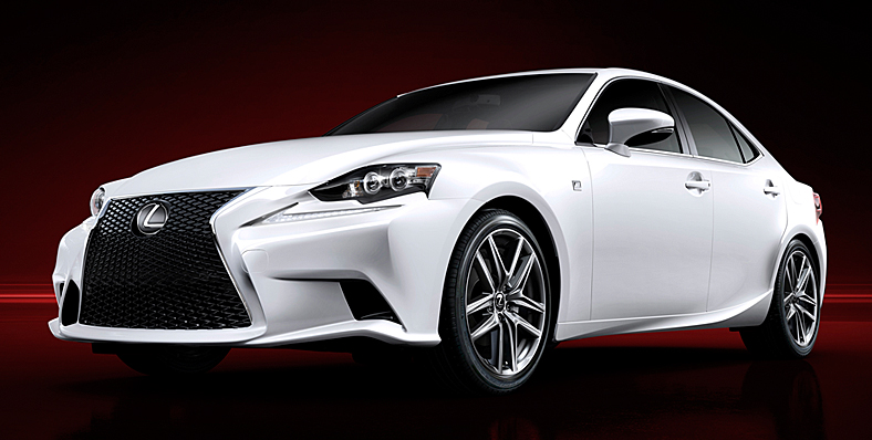 test drive first impressions 2014 lexus is250 350. Black Bedroom Furniture Sets. Home Design Ideas