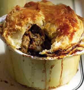 Steak and Beer Pie
