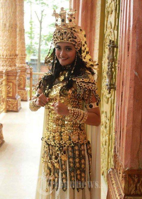 Foto Cantik Anindika Widya: