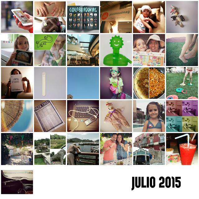 Proyecto 365 días: julio 2015 en fotos