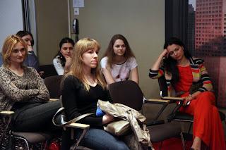 Echecs à Genève : les joueuses du Grand-Prix féminin © Site Officiel