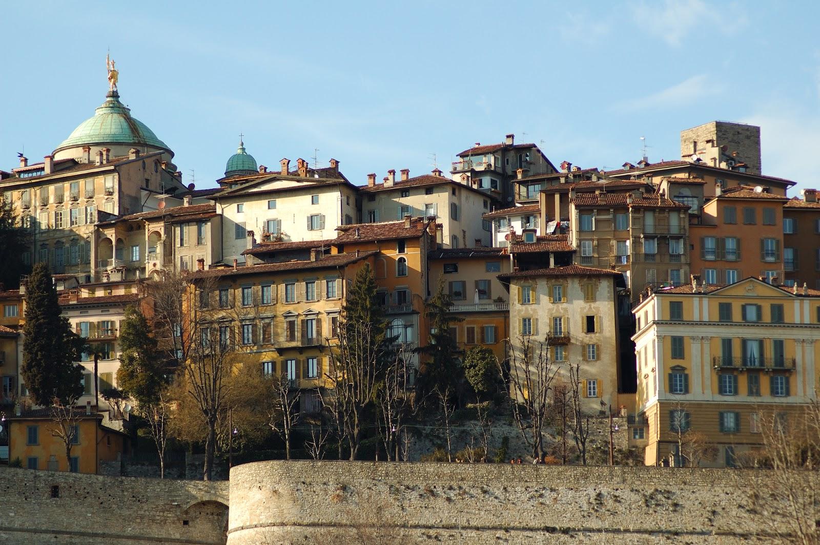 Bergamo un gioiello d 39 arte e di storia a briglie sciolte for B b bergamo alta