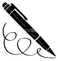 Ballpoint Pen Vector