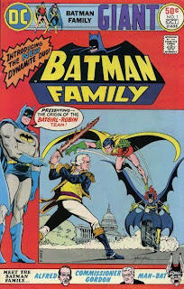 Comics Batman Family CBZ