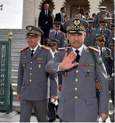 كل ما تريد معرفته عن الجنرال عبد الفتاح الوراق المفتش العام للقوات المسلحة الملكية