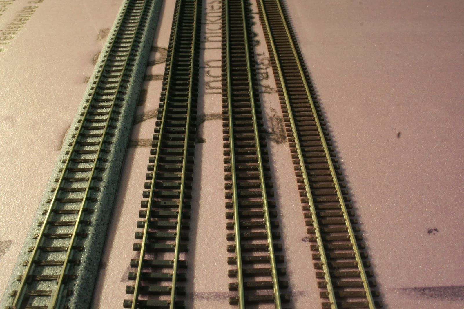 The Pennsylvania Railroad Pittsburgh Division: N Scale Track