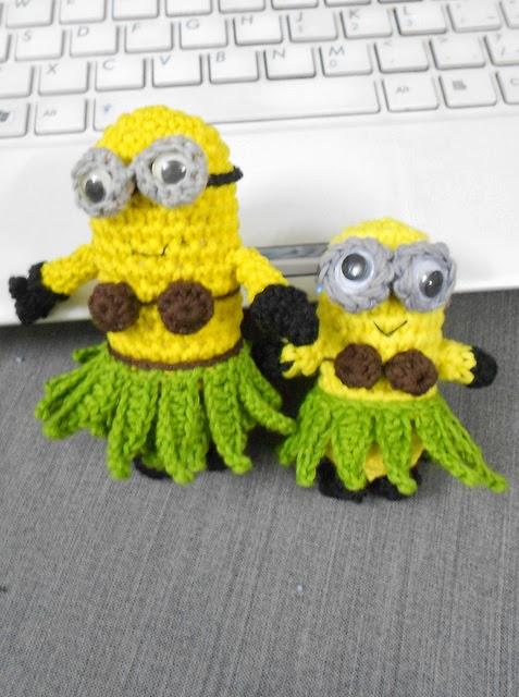 Firefly crochet crochet amigurumi minions ccuart Choice Image