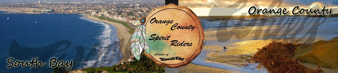 Orange County Spirit Riders - Chapter of Women On Wheels®