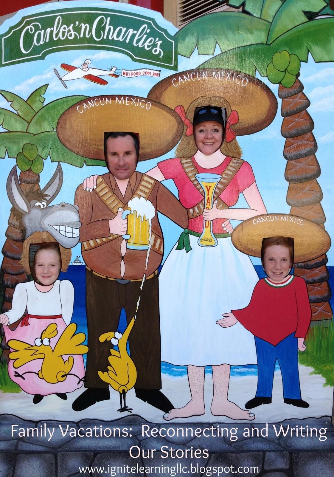 Family vacation essay