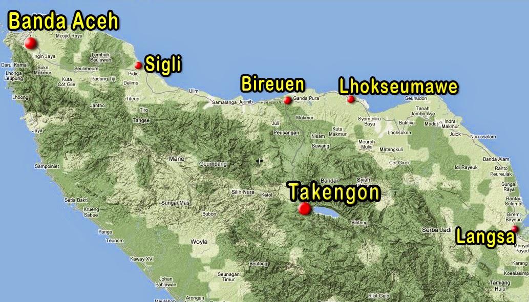 Tempat Wisata Batei Iliek(Aceh)