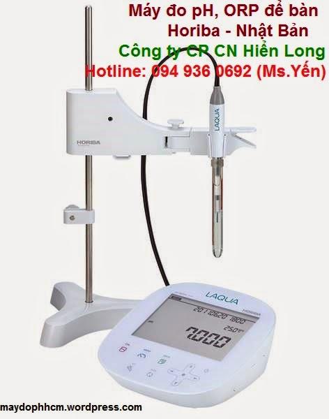Máy đo pH để bàn F-71 Horiba