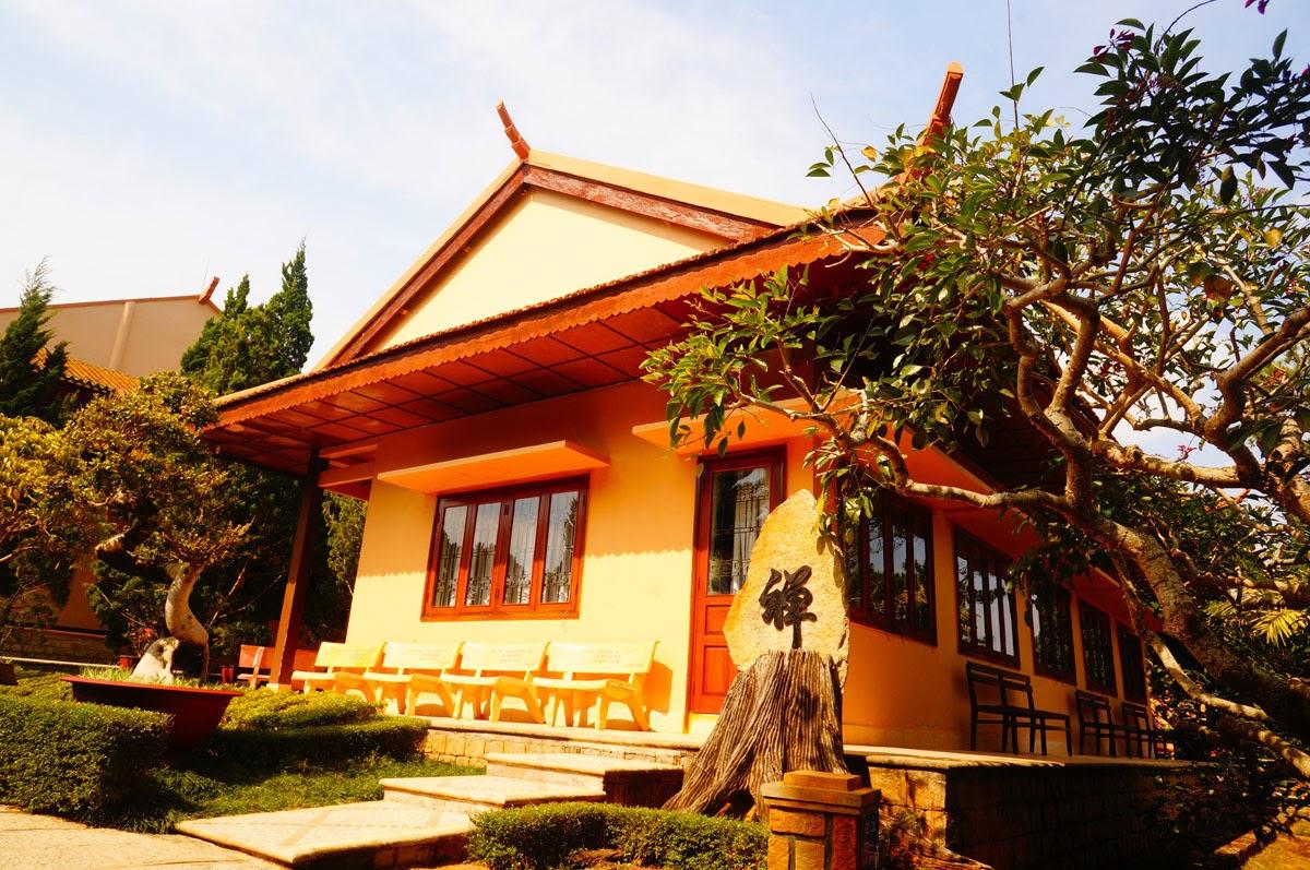 Пагода-Далат