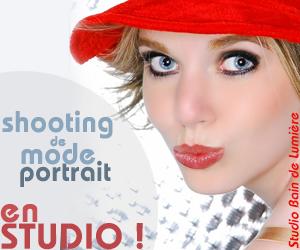 Shooting mode et portrait