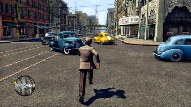 L.A Noire for XBOX 360