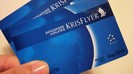 how to pay with krisflyer miles
