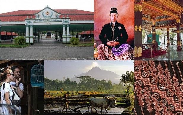 Yogyakarta 5 Days / 4 Nights Tour Package