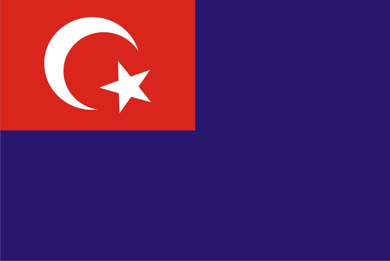 Malaysia bendera wilayah persekutuan putra jaya bendera kelantan darul