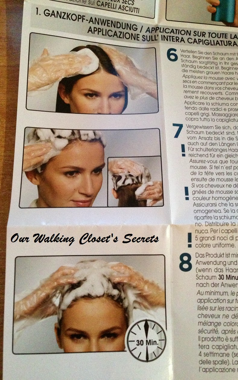schwarzkopf ultimate colour instructions