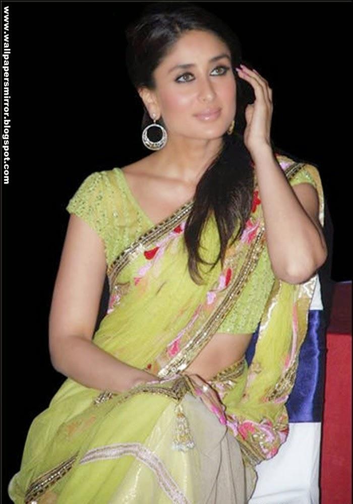 Kareena kapoor hd pics in saree latest