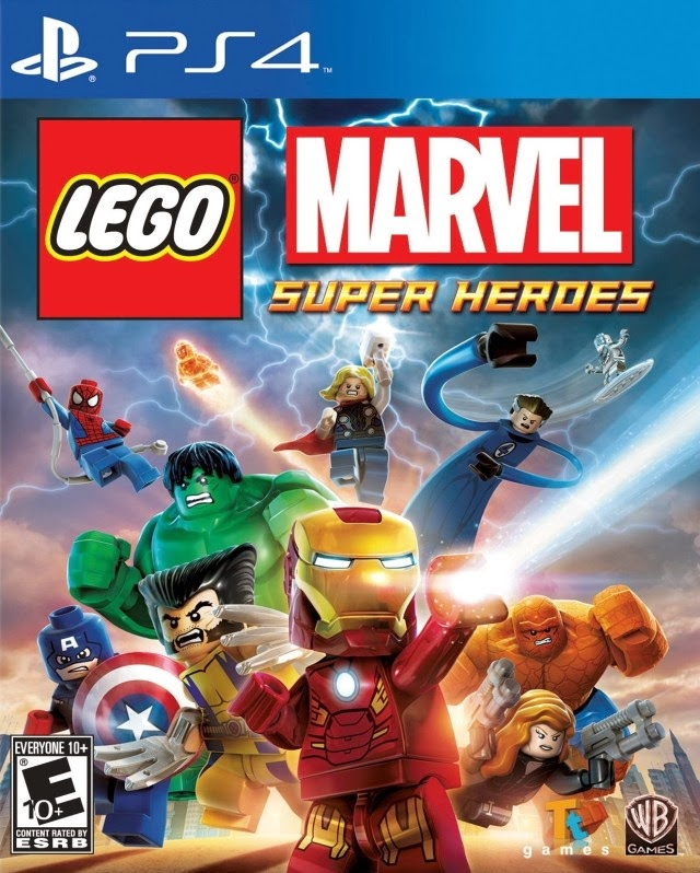 Superphillip Central Lego Marvel Super Heroes Ps4 X1 Wii U Ps3