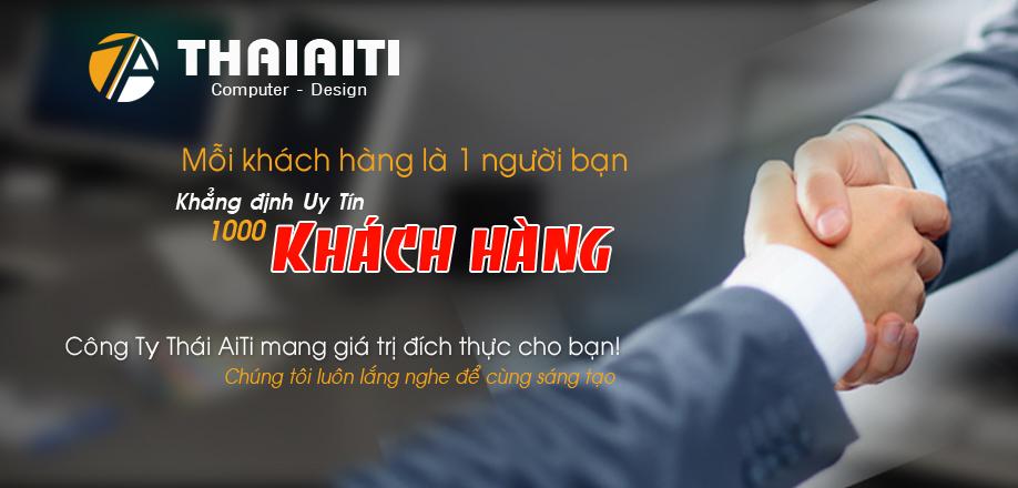 thiết kế website doanh nghiệp tại Công Ty Thái AiTi