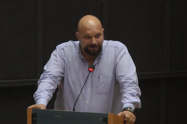 """Ηλίας Παναγιώταρος: """"Να πληρώσει η Περιφέρεια για την μεταφορά των μαθητών"""" - ΒΙΝΤΕΟ"""